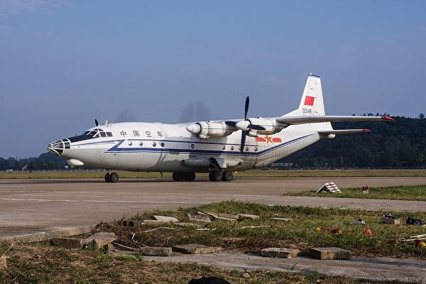 八月第四度 中共軍機繞飛台灣東部海域
