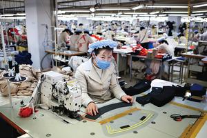 中企外包北韓生產「中國製造」服裝