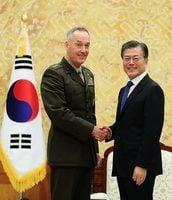 美軍方為北韓危機制定方案 但支持外交解決