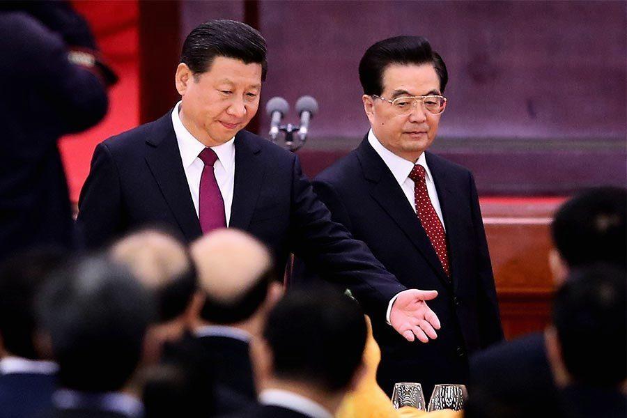 謝天奇:胡習早埋伏筆 十九大政治局或大震盪