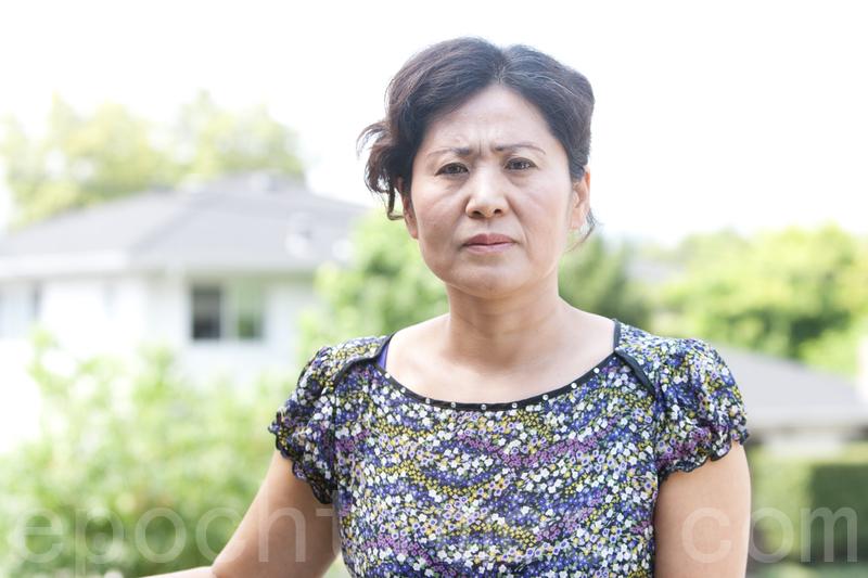 中國大陸著名維權律師高智晟的3年冤獄於2014年8月7日屆滿。2014年8月5日,高智晟的妻子耿和在三藩市灣區家中接受了大紀元獨家採訪。(馬有志/大紀元)