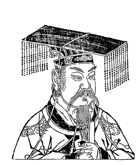 帝舜。(維基百科)