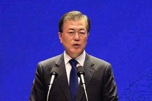 文在寅給北韓劃紅線 重申美開戰需經南韓同意