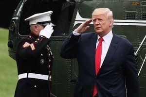 奧巴馬放任俄干預 特朗普:他不想觸怒對方