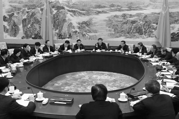 謝天奇:四大因素影響中共十九大政治局名單