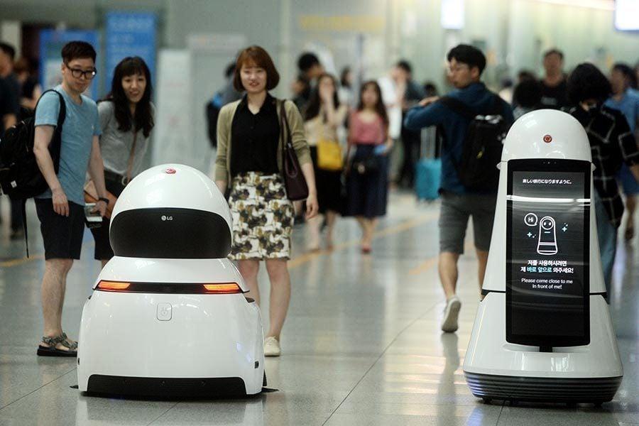 防機械搶人類飯碗 南韓擬推出「機械人稅」