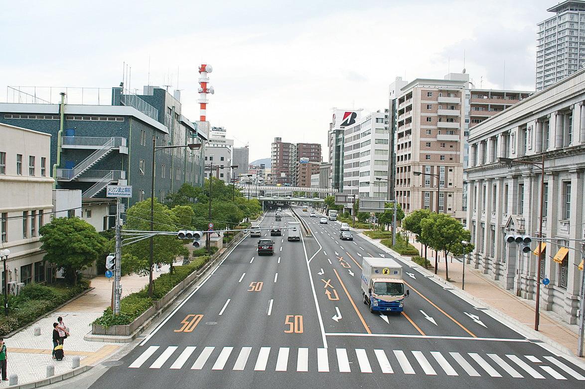 神戶市區。(網絡圖片)