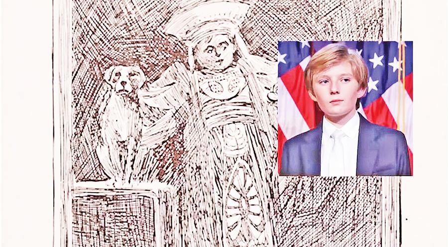 美國19世紀小說預言成真?