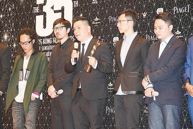 電影《十年》榮獲第35屆香港金像獎最佳電影,無懼中國封殺,團隊開拍國際版。(資料圖片)