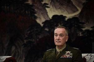 美軍參聯會主席:中方需對北韓施更大壓力