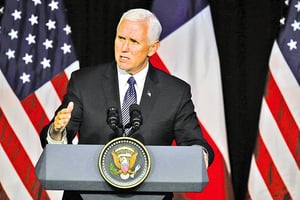 白宮加緊行動解決北韓問題