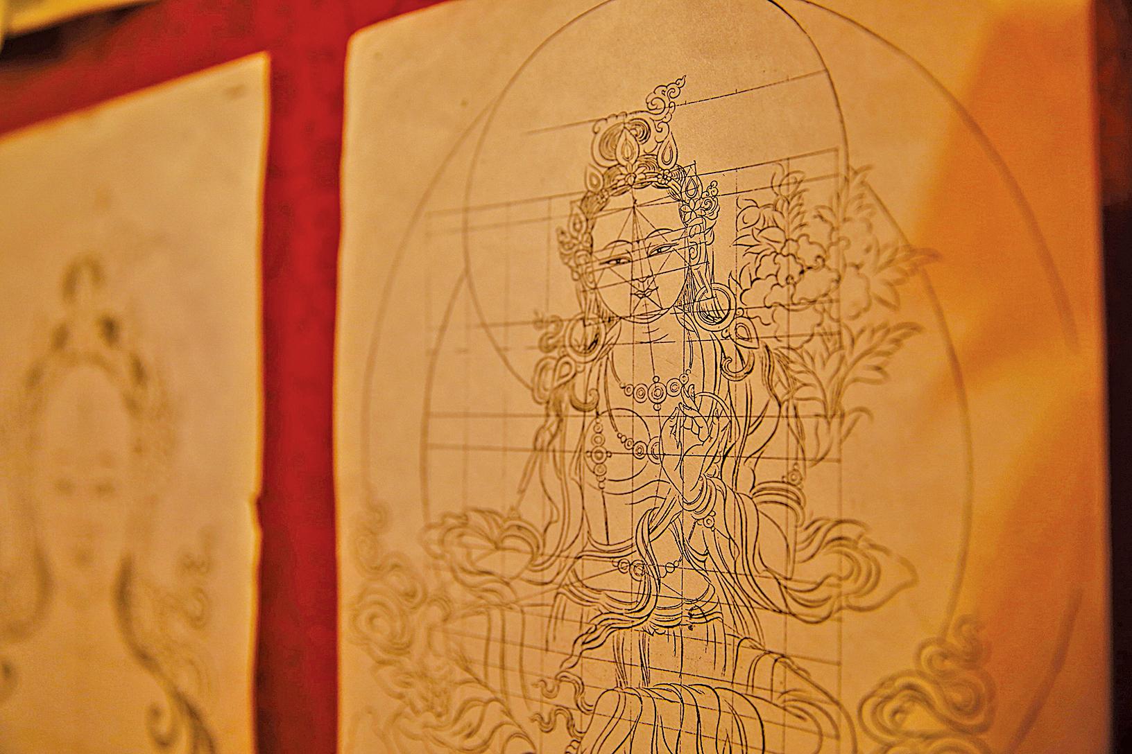 溫騏曾隨一名僧人到北印度出家5年。不丹以佛法為依歸。(Dakini提供)
