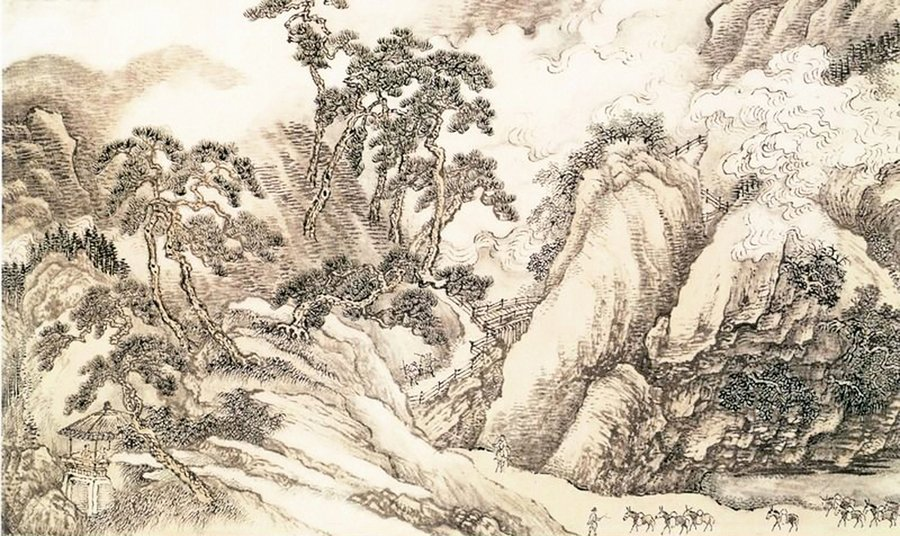 【經典名作中的秘密】蘇東坡與廬山之緣
