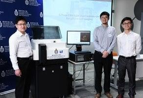 科大研發新顯微鏡 助拍攝活細胞立體影像