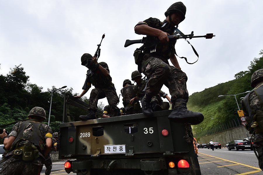 北韓射彈關島威脅不再?下周一將見真章