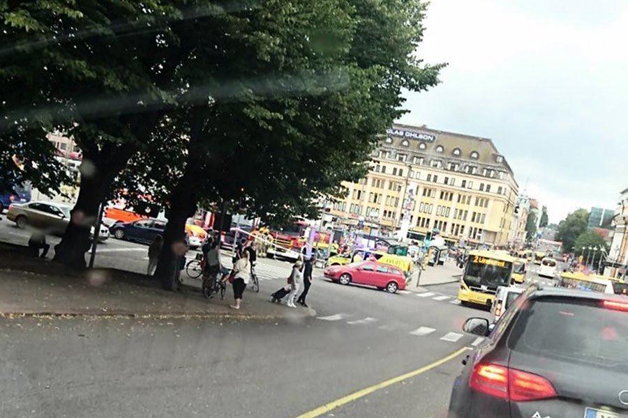 芬蘭街上八人遇刺二死 一疑犯被捕