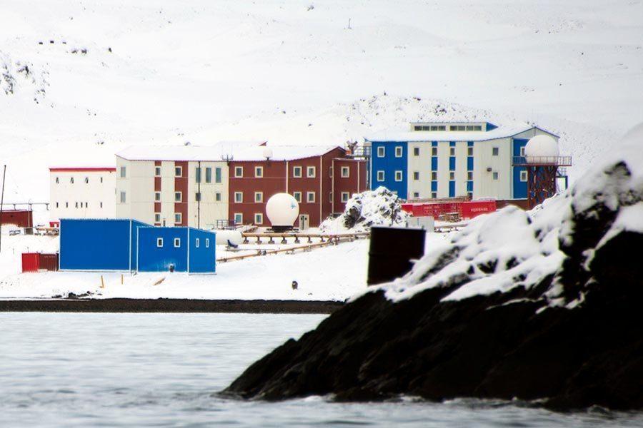 報告:中共在南極洲從事秘密軍事活動