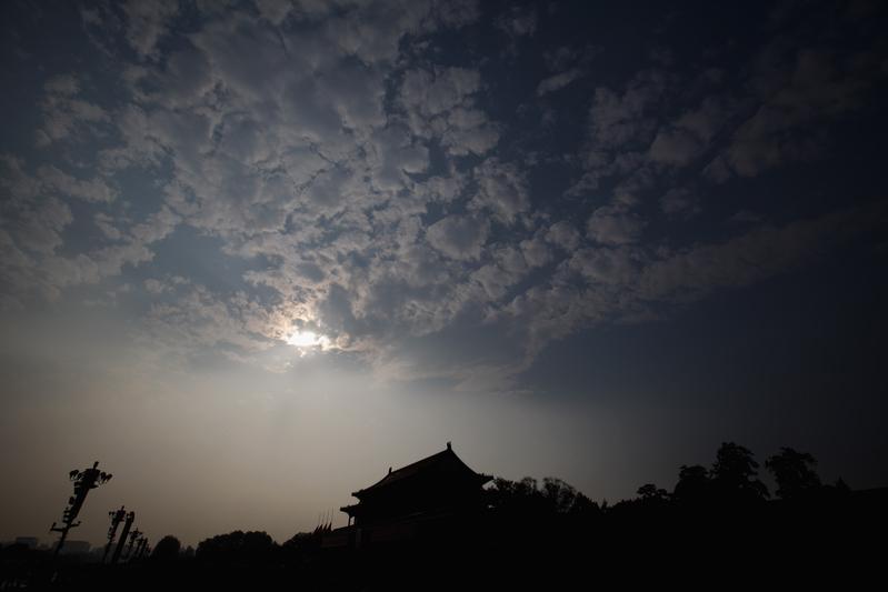 日前,大陸澎湃新聞網報道了中共環保部環境與經濟政策研究中心旗下期刊的一篇內容為馬克思主義指導北京市臭氧檢測及分析的論文,引發輿論嘩然。(Getty Images)