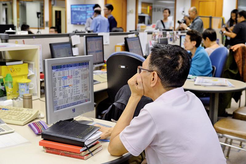 市場關注債轉股 料大陸銀行股續受壓