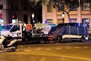 巴塞隆拿警方確認恐襲主嫌被擊斃 一人在逃