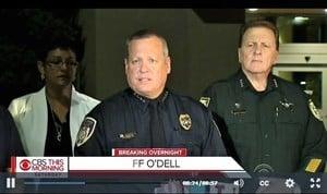 佛州賓州爆槍案一警殉職五傷 特朗普譴責