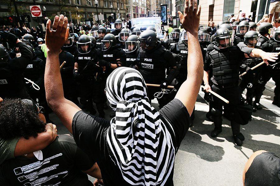 特朗普回應波士頓示威:感謝反仇恨抗議