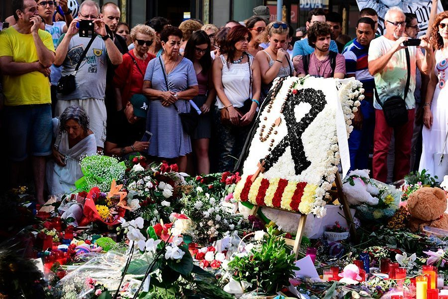西班牙恐襲 疑犯原擬發動貨車炸彈襲擊