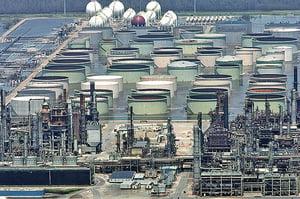 【談股論金】石油外中東的拳頭