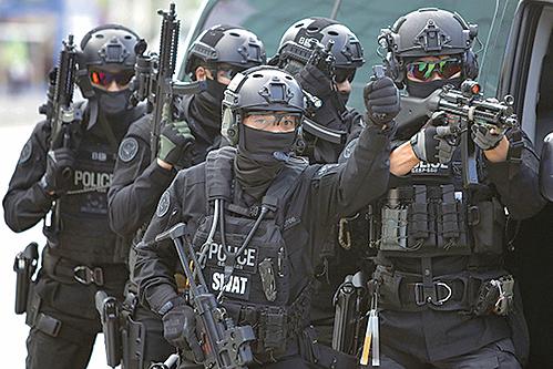 美韓聯合軍演啟動 七國派兵參加