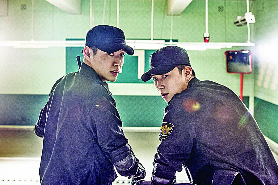 盤點南韓8月影壇兩部警匪片對決