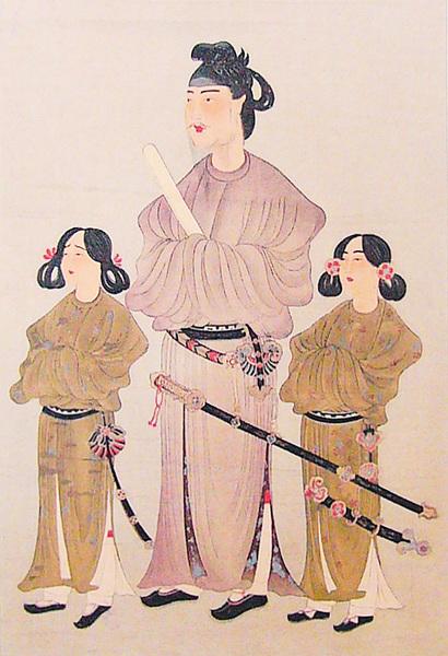 《唐大和尚東征傳》:慧思禪師的轉世 日本聖德太子