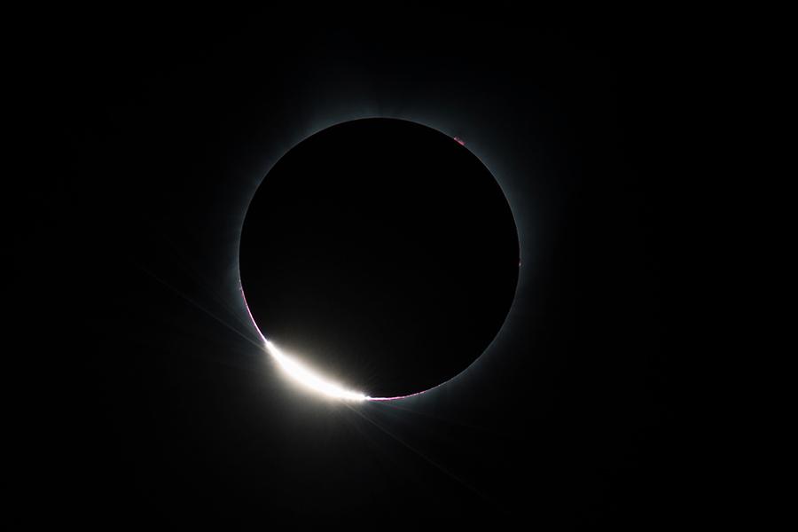 美百年大日食 在南卡州劃上句號