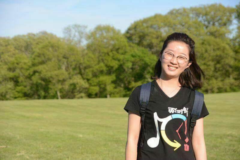 失蹤的伊利諾伊大學香檳分校中國訪問學者章瑩穎。(伊利諾伊大學香檳分校)