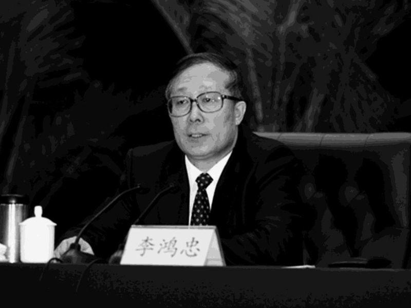 陳思敏:湖北落馬小官大問題 波及天津李鴻忠