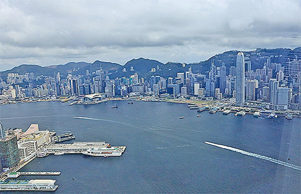 中共有關大陸企業投資境外的新規定對香港的房地產市場將會造成衝擊。(大紀元資料室)