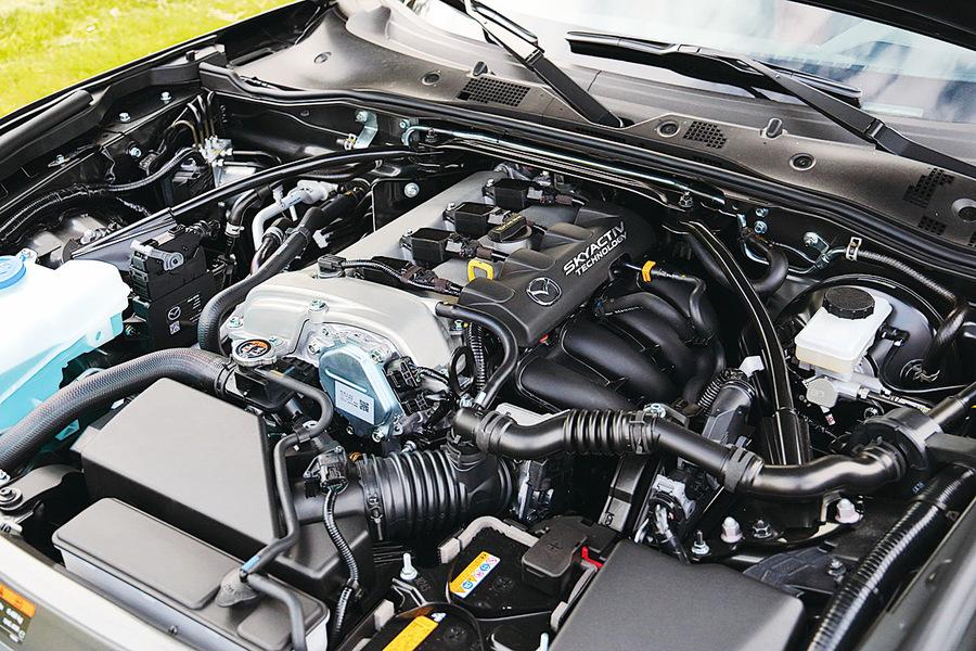 13秒的變化 2017 Mazda MX-5 RF