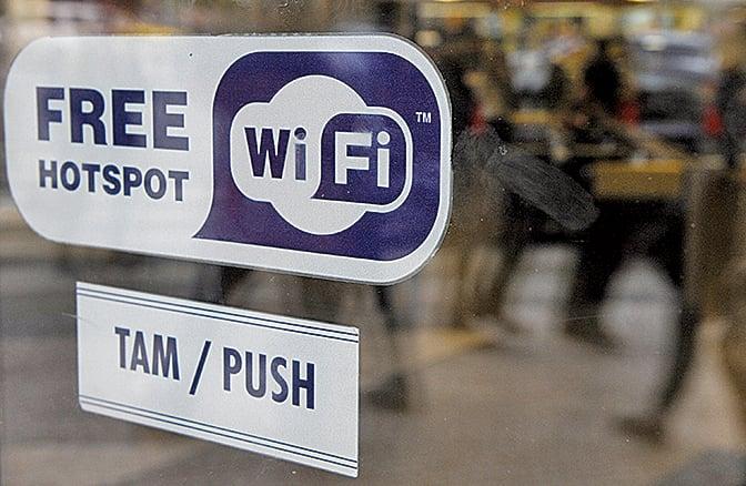 使用公共Wi-Fi都會犯哪個錯誤?