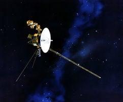 旅行者一號發射40年NASA傳簡訊說嗨