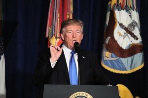 艱難的抉擇 特朗普決定增兵阿富汗的內幕