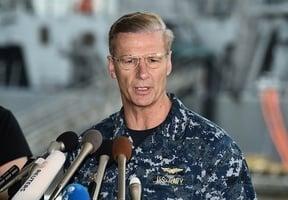 美軍艦接連撞船 第七艦隊司令被革職