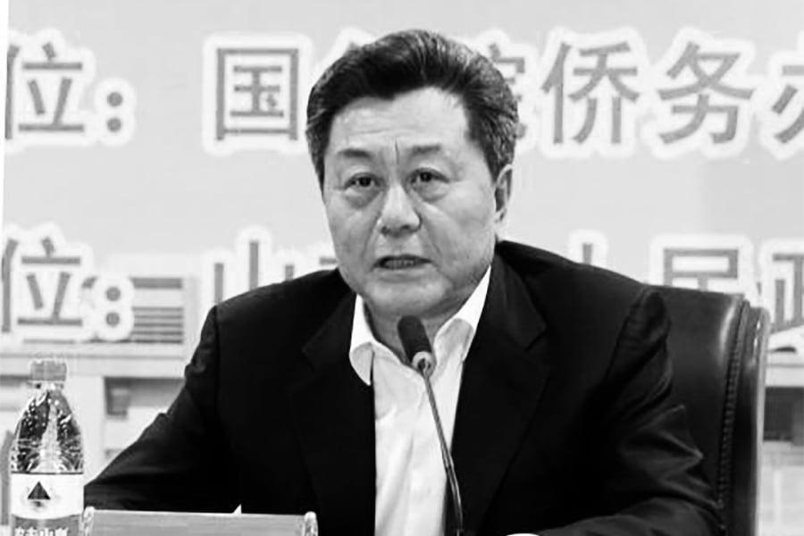 陳思敏:國僑辦李剛被拋 「秋前算帳」算誰的