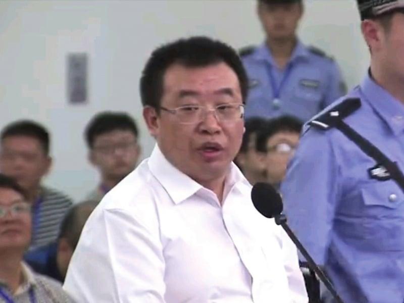 709江天勇「被認罪」 關注者:一場無恥的審判