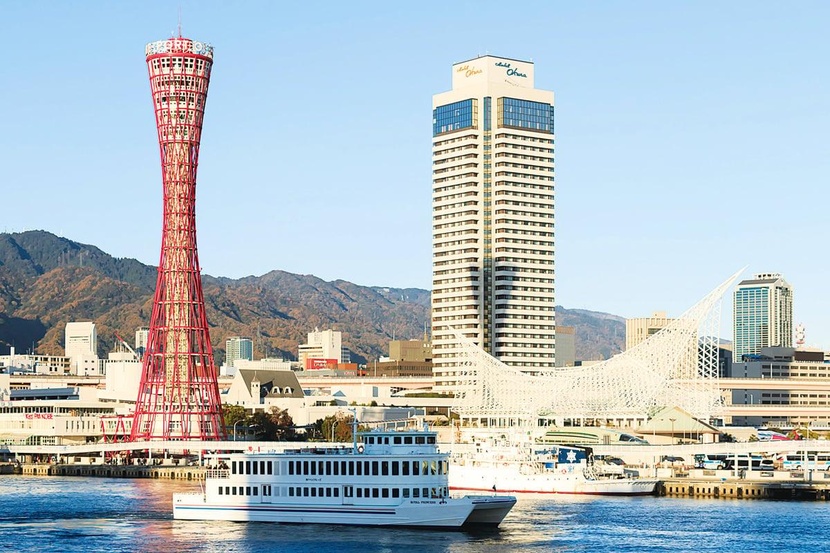 日本神戶港口。(PIXTA)