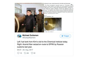 CNN:金正恩新照片透露出新版導彈細節