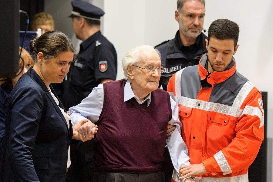 96歲納粹幫凶將入獄 學者:罪行不因時間消逝