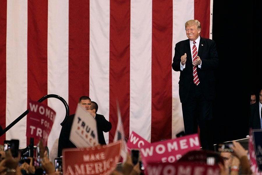 特朗普警告:可能終止北美自由貿易協定