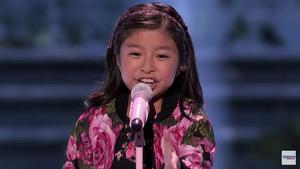 九歲譚芷昀再戰全美一叮 成功晉級