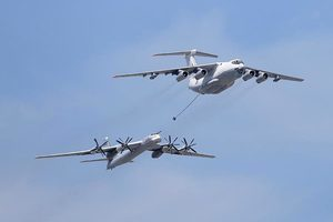 俄核武轟炸機飛太平洋 日韓戰機急升空伴飛