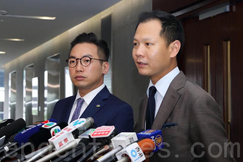 袁國強為覆核辯護遭反駁