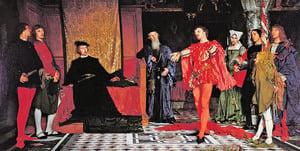 文壇史上的著名悲劇——莎士比亞《哈姆雷特》